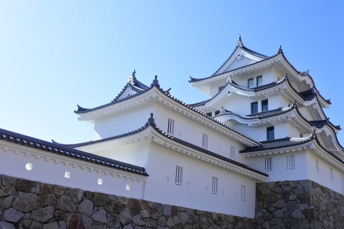 尼崎城の写真
